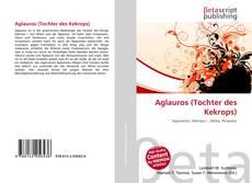 Bookcover of Aglauros (Tochter des Kekrops)