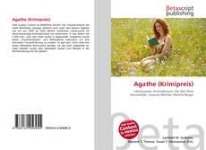 Agathe (Krimipreis)的封面