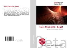 Capa do livro de Saint-Hyacinthe—Bagot