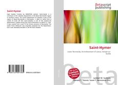 Bookcover of Saint-Hymer