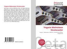 Обложка Yngwie Malmsteen Stratocaster