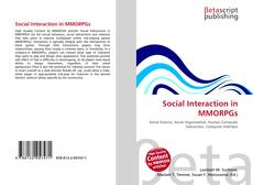 Social Interaction in MMORPGs kitap kapağı