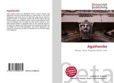 Buchcover von Agathonike