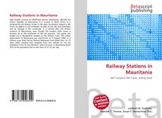 Bookcover of Railway Stations in Mauritania
