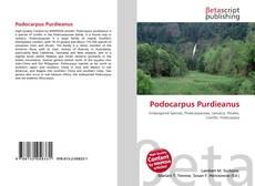 Bookcover of Podocarpus Purdieanus