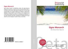 Bookcover of Ogea Monarch