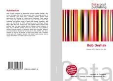 Bookcover of Rob Derhak