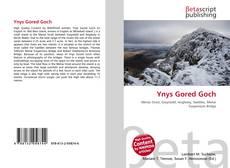 Обложка Ynys Gored Goch