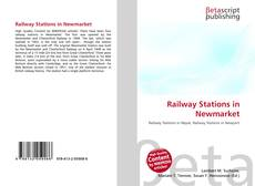 Bookcover of Railway Stations in Newmarket