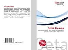 Capa do livro de Social Learning