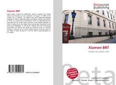 Capa do livro de Xiamen BRT