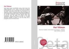 Bookcover of Pat Tillman