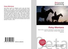 Обложка Patsy Montana