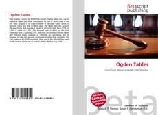 Bookcover of Ogden Tables