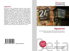 Bookcover of Agazarian