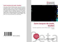 Bookcover of Saint-Jacques-de-Leeds, Quebec