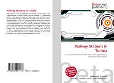 Borítókép a  Railway Stations in Tunisia - hoz