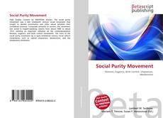 Buchcover von Social Purity Movement