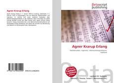 Buchcover von Agner Krarup Erlang
