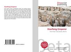 Bookcover of Xianfeng Emperor