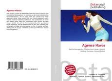Capa do livro de Agence Havas
