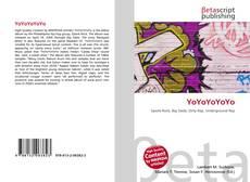 Capa do livro de YoYoYoYoYo