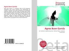 Portada del libro de Agnes Buen Garnås