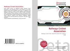 Portada del libro de Railways Cricket Association