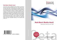 Bookcover of Rob Black (Radio Host)