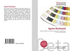 Обложка Agnes Muthspiel