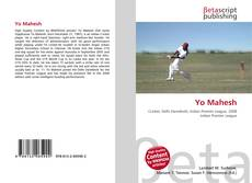Bookcover of Yo Mahesh