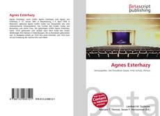 Buchcover von Agnes Esterhazy
