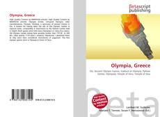Bookcover of Olympia, Greece