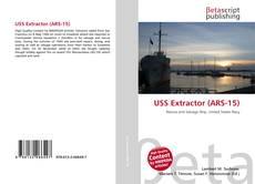 Capa do livro de USS Extractor (ARS-15)