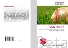 Bookcover of Randy Johnson