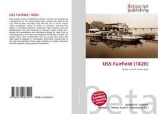 Portada del libro de USS Fairfield (1828)