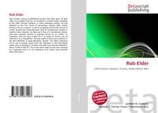 Bookcover of Rob Elder