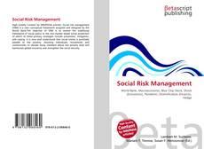 Copertina di Social Risk Management