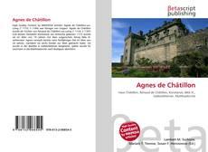 Bookcover of Agnes de Châtillon