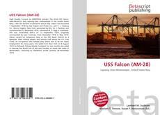 Обложка USS Falcon (AM-28)