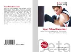 Bookcover of Yoan Pablo Hernández