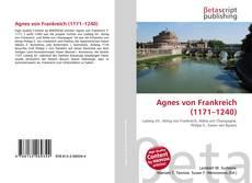 Portada del libro de Agnes von Frankreich (1171–1240)