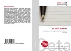 Bookcover of Yoani Sánchez
