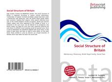 Bookcover of Social Structure of Britain