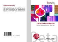 Orlando Innamorato的封面