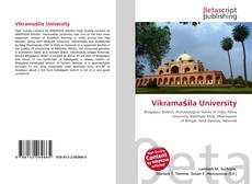 Vikramaśīla University kitap kapağı