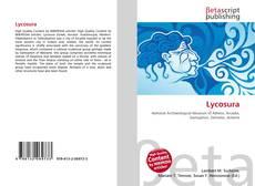 Capa do livro de Lycosura