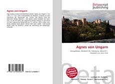 Agnes von Ungarn的封面