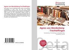 Couverture de Agnes von Werdenberg-Trochtelfingen