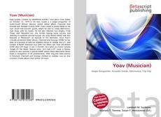 Bookcover of Yoav (Musician)